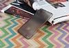 Eiroo Ghost Thin Huawei P10 Lite Ultra İnce Şeffaf Siyah Rubber Kılıf - Resim 2