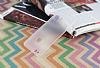 Eiroo Ghost Thin Huawei P10 Lite Ultra İnce Şeffaf Beyaz Rubber Kılıf - Resim 1