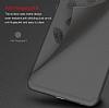 Eiroo Ghost Thin Huawei P10 Plus Ultra İnce Şeffaf Siyah Rubber Kılıf - Resim 5
