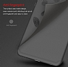 Eiroo Ghost Thin Huawei P10 Ultra İnce Şeffaf Siyah Rubber Kılıf - Resim 5