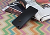Eiroo Ghost Thin Huawei P8 Lite Ultra İnce Siyah Rubber Kılıf - Resim 1