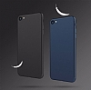Eiroo Ghost Thin iPhone 6 / 6S Ultra İnce Siyah Rubber Kılıf - Resim 3