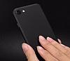 Eiroo Ghost Thin iPhone 6 Plus / 6S Plus Ultra İnce Siyah Rubber Kılıf - Resim 2
