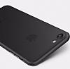 Eiroo Ghost Thin iPhone 6 Plus / 6S Plus Ultra İnce Siyah Rubber Kılıf - Resim 1