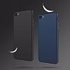 Eiroo Ghost Thin iPhone 6 Plus / 6S Plus Ultra İnce Siyah Rubber Kılıf - Resim 3