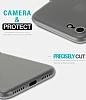 Eiroo Ghost Thin iPhone 7 Ultra İnce Şeffaf Rubber Kılıf - Resim 1