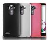 Eiroo Ghost Thin LG G4 Ultra İnce Siyah Rubber Kılıf - Resim 2