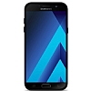 Eiroo Ghost Thin Samsung Galaxy A3 2017 Ultra İnce Siyah Rubber Kılıf - Resim 2