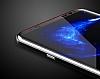 Eiroo Ghost Thin Samsung Galaxy S8 Plus Ultra İnce Şeffaf Siyah Rubber Kılıf - Resim 2