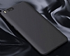 Eiroo Ghost Thin Xiaomi Mi 6 Ultra İnce Şeffaf Beyaz Rubber Kılıf - Resim 2