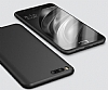 Eiroo Ghost Thin Xiaomi Mi 6 Ultra İnce Şeffaf Siyah Rubber Kılıf - Resim 1