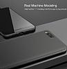 Eiroo Ghost Thin Xiaomi Mi 6 Ultra İnce Şeffaf Siyah Rubber Kılıf - Resim 5