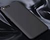 Eiroo Ghost Thin Xiaomi Mi 6 Ultra İnce Şeffaf Siyah Rubber Kılıf - Resim 2