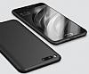 Eiroo Ghost Thin Xiaomi Mi 6 Ultra İnce Siyah Rubber Kılıf - Resim 1