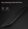 Eiroo Ghost Thin Xiaomi Mi 6 Ultra İnce Siyah Rubber Kılıf - Resim 3