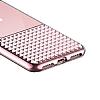 Eiroo Half Glare iPhone 6 Plus / 6S Plus Rose Gold Silikon Kılıf - Resim 9