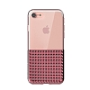 Eiroo Half Glare iPhone 6 Plus / 6S Plus Rose Gold Silikon Kılıf - Resim 5