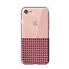 Eiroo Half Glare iPhone 6 Plus / 6S Plus Rose Gold Silikon Kılıf - Resim 5
