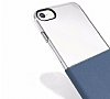 Eiroo Half to Life iPhone 6 / 6S Kahverengi Silikon Kılıf - Resim 3