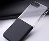 Eiroo Half to Life iPhone 6 / 6S Kahverengi Silikon Kılıf - Resim 6