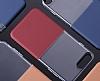 Eiroo Half to Life iPhone 6 Plus / 6S Plus Bordo Silikon Kılıf - Resim 1