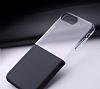 Eiroo Half to Life iPhone 7 Plus Lacivert Silikon Kılıf - Resim 2