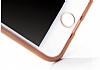 Eiroo Half to Life iPhone 7 Bordo Silikon Kılıf - Resim 1