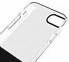 Eiroo Half to Life iPhone 7 Bordo Silikon Kılıf - Resim 4