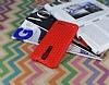 Eiroo Honeycomb Asus Zenfone 2 Kırmızı Silikon Kılıf - Resim 2