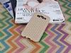 Eiroo Honeycomb Samsung Galaxy J5 Krem Silikon Kılıf - Resim 1