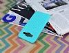 Eiroo Honeycomb Samsung Galaxy J5 Su Yeşili Silikon Kılıf - Resim 2