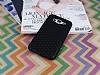 Eiroo Honeycomb Samsung Galaxy J5 Siyah Silikon Kılıf - Resim 1