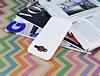 Eiroo Honeycomb Samsung Galaxy J5 Beyaz Silikon Kılıf - Resim 2