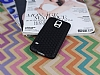 Eiroo Honeycomb Samsung Galaxy S5 Siyah Silikon Kılıf - Resim 1