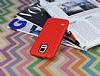 Eiroo Honeycomb Samsung Galaxy S5 Kırmızı Silikon Kılıf - Resim 2