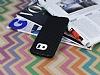 Eiroo Honeycomb Samsung Galaxy S6 edge Siyah Silikon Kılıf - Resim 2