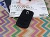 Eiroo Honeycomb Samsung i8190 Galaxy S3 Mini Siyah Silikon Kılıf - Resim 1