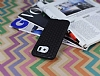 Eiroo Honeycomb Samsung i9800 Galaxy S6 Siyah Silikon Kılıf - Resim 2