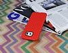 Eiroo Honeycomb Samsung i9800 Galaxy S6 Kırmızı Silikon Kılıf - Resim 2