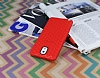 Eiroo Honeycomb Samsung N9000 Galaxy Note 3 Kırmızı Silikon Kılıf - Resim 2