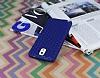 Eiroo Honeycomb Samsung N9000 Galaxy Note 3 Lacivert Silikon Kılıf - Resim 2