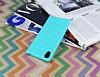 Eiroo Honeycomb Sony Xperia M4 Aqua Su Yeşili Silikon Kılıf - Resim 2