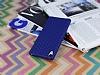 Eiroo Honeycomb Sony Xperia Z3 Plus Lacivert Silikon Kılıf - Resim 2