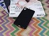 Eiroo Honeycomb Sony Xperia Z3 Plus Siyah Silikon Kılıf - Resim 1
