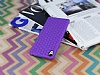 Eiroo Honeycomb Sony Xperia Z3 Plus Mor Silikon Kılıf - Resim 2