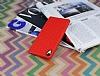Eiroo Honeycomb Sony Xperia Z3 Plus Kırmızı Silikon Kılıf - Resim 2