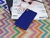 Eiroo Honeycomb Sony Xperia Z3 Lacivert Silikon Kılıf - Resim 1