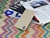 Eiroo Honeycomb Sony Xperia Z3 Krem Silikon Kılıf - Resim 2