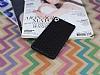 Eiroo Honeycomb Sony Xperia Z3 Siyah Silikon Kılıf - Resim 1