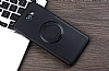 Eiroo Infinity Ring Samsung Galaxy A5 2017 Selfie Yüzüklü Siyah Silikon Kılıf - Resim 3